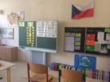 školní družina II. oddělení  a třída I.st.