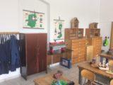 přízemí - školní dílny