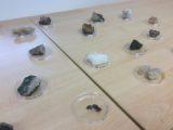 Sbírka minerálů
